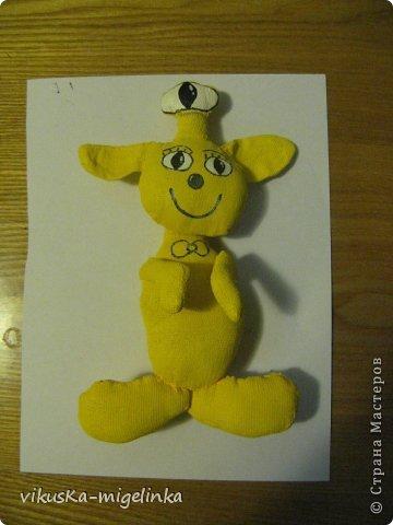 Игрушки по рисункам детей  фото 3