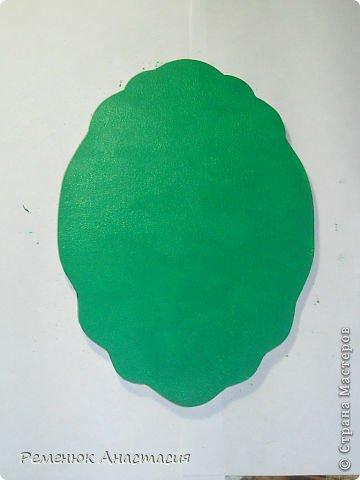 Декор предметов Мастер-класс Имитация малахита МК и примеры работ Бумага журнальная Краска фото 3