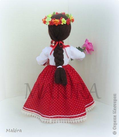 кукла-грелка на чайник от MAKIRY фото 6