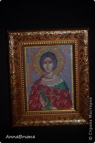 Икона святого мученика Анатолия фото 1