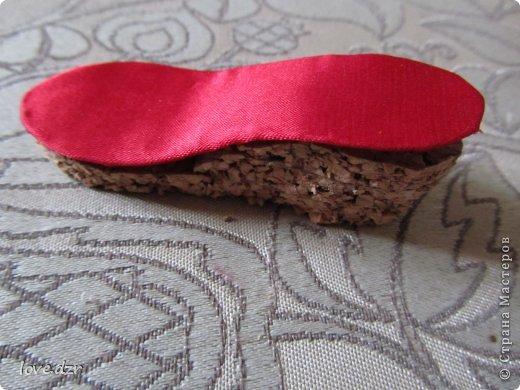 Еще один мк по созданию обуви для кукол. фото 16