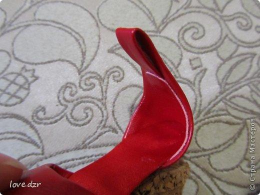 Еще один мк по созданию обуви для кукол. фото 32
