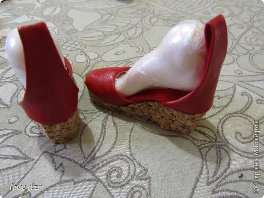 Еще один мк по созданию обуви для кукол. фото 33