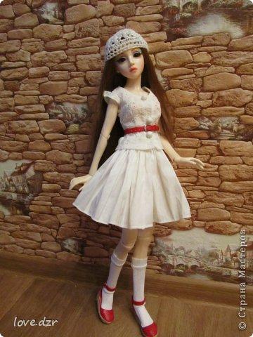 Еще один мк по созданию обуви для кукол. фото 1