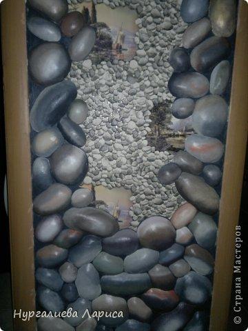 Интерьер Мастер-класс Папье-маше Декор стены камнями Бумага Картон Клей фото 1