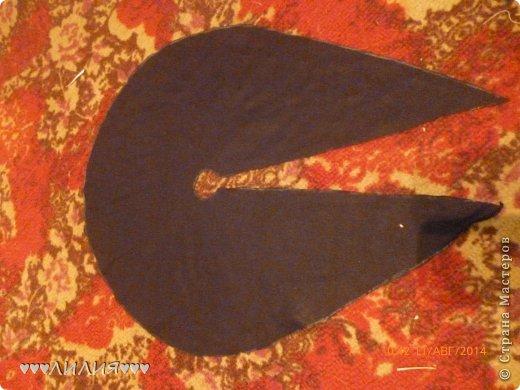 Чтобы пошить вечернее платье со шлейфом нам понадобится-эластичная ткань,ножницы,нитки,иголка,карандаш,линейка,бумага фото 13