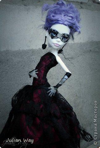 Очень давно у меня просили МК по созданию корсета для куклы. И вот, я наконец то его сделала. фото 1
