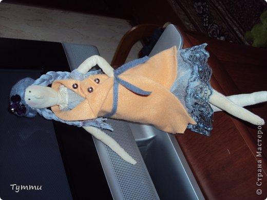 Куклы большеножки и тильдочки фото 6