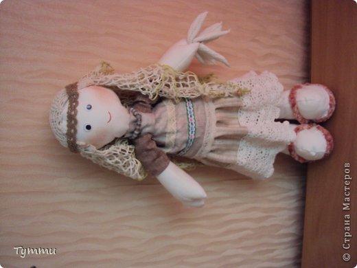 Куклы большеножки и тильдочки фото 1