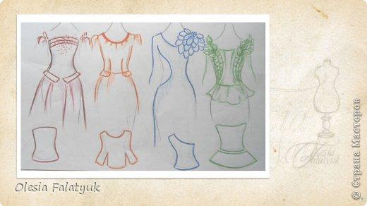 Третий, завершающий, МК по созданию куклы Darina ( создание образа, одежды и обуви для куклы) фото 25