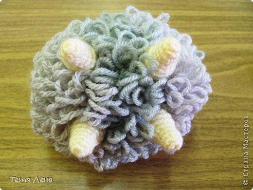 Пора готовиться к Новому году (козы или Овцы?!!) Эта игрушка очень легка в исполнении. фото 10