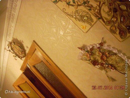 И вот мои обещанные часики))) Делались быстро за два вечера...Если интересно, то вот как я их делала... фото 34