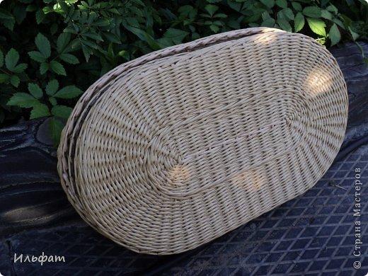 Трубочки покрашены морилка дуб мокко + колер + строительная грунтовка фото 6