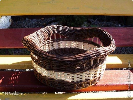 Трубочки покрашены морилка дуб мокко + колер + строительная грунтовка фото 9