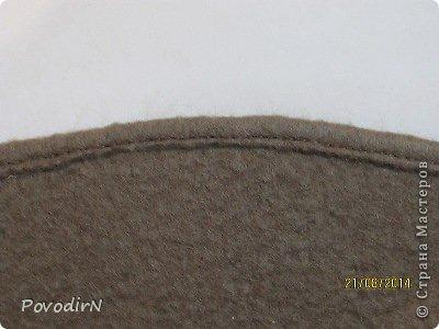 Гардероб Мастер-класс Валяние фильцевание Женская шляпка Шерсть фото 25