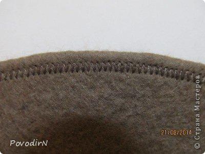 Гардероб Мастер-класс Валяние фильцевание Женская шляпка Шерсть фото 26
