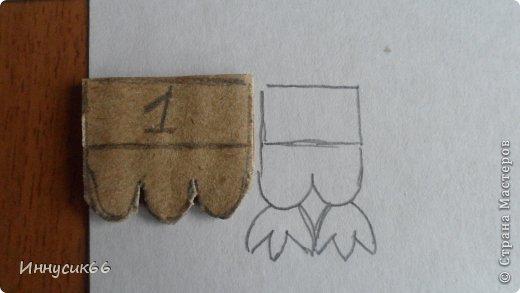 Привет всем!!!Сегодня я покажу как просто можно сделать сову из картона.Вот такие две совушки теперь живут у меня дома!Рыженькая живёт на ключнице http://stranamasterov.ru/node/802087 а вторая,чёрненькая, на холодильнике. фото 14