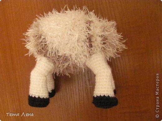 Игрушка Мастер-класс Новый год Вязание крючком Козочки или Козлики? МК Пряжа фото 21