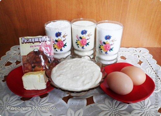 Кулинария Мастер-класс Рецепт кулинарный Манник на сметане Продукты пищевые фото 2