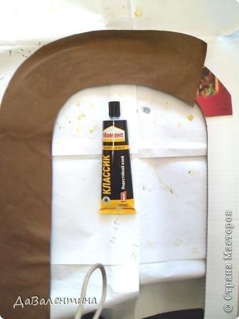 Картина панно рисунок Мастер-класс Моделирование конструирование Картина из кожи Венеция  Мастер-класс Кожа фото 33