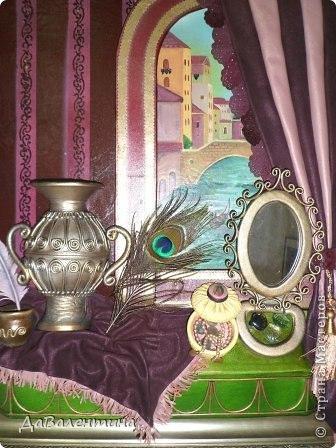 Картина панно рисунок Мастер-класс Моделирование конструирование Картина из кожи Венеция  Мастер-класс Кожа фото 69