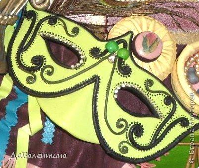 Картина панно рисунок Мастер-класс Моделирование конструирование Картина из кожи Венеция  Мастер-класс Кожа фото 16