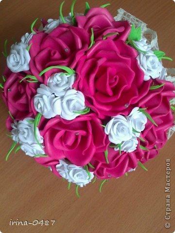 В букете 41 роза, 15 крупных и 26 мелких фото 2
