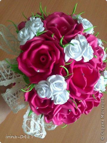 В букете 41 роза, 15 крупных и 26 мелких фото 4