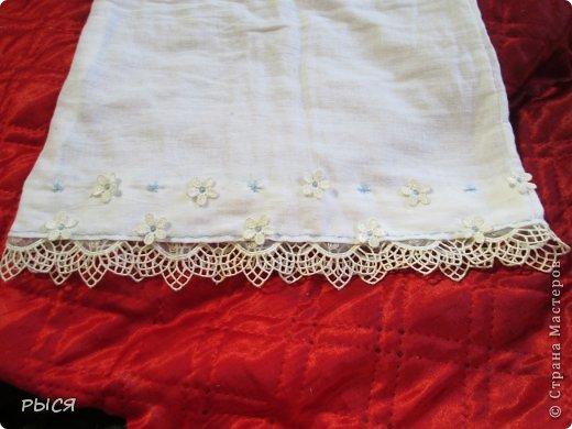 Крестильная рубашка для сыночка фото 3