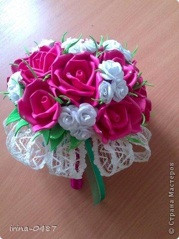 В букете 41 роза, 15 крупных и 26 мелких фото 3
