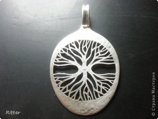 Ложка. Деревья фото 2