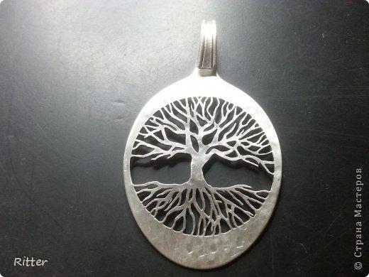 Ложка. Деревья фото 3