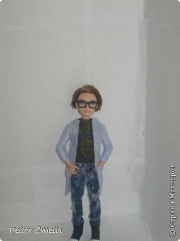 Привет всем! Я наверно единственная кто не сшил школьную форму для кукол... Но , зато я сшила другие наряды. А какие смотрим ниже▼ фото 2
