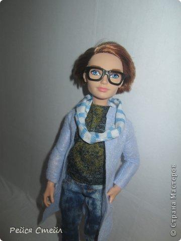 Привет всем! Я наверно единственная кто не сшил школьную форму для кукол... Но , зато я сшила другие наряды. А какие смотрим ниже▼ фото 5