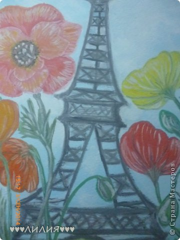 А я Париж вижу так) фото 3