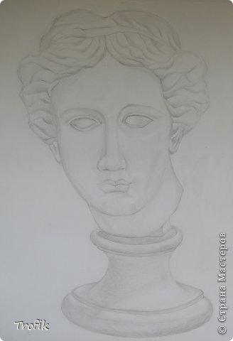Картины маслом, академический рисунок фото 5