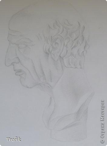 Картины маслом, академический рисунок фото 4