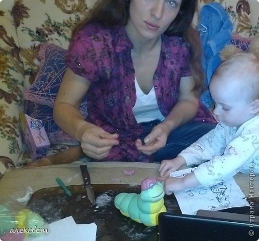 Здраствуйте. Вот такой торт Нина  сама приготовила   для своей доченьки Насте на 2 годика. фото 16