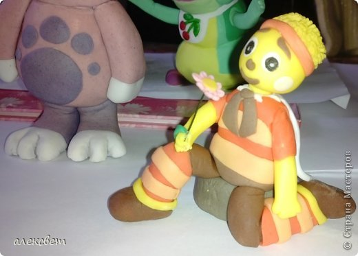 Здраствуйте. Вот такой торт Нина  сама приготовила   для своей доченьки Насте на 2 годика. фото 21