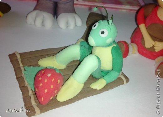 Здраствуйте. Вот такой торт Нина  сама приготовила   для своей доченьки Насте на 2 годика. фото 23