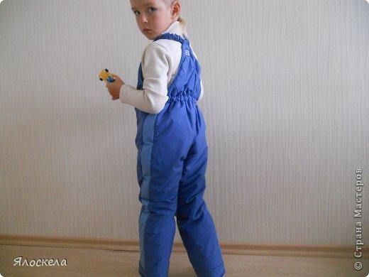 Для осенне-зимней поры сшила для внука два комплекта верхней одежды фото 3