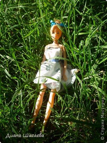 Лето уже кончилось. И сейчас мы покажем вам наши последние летние платья. фото 2