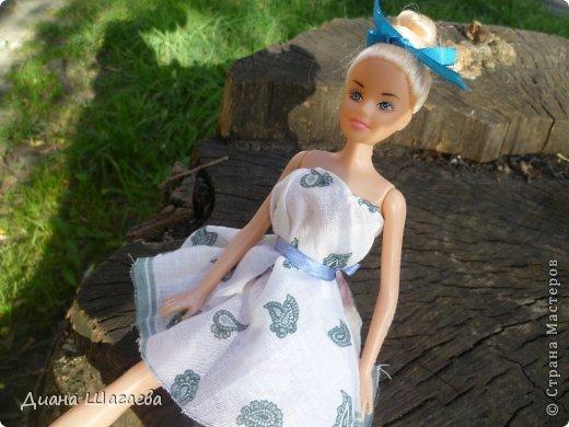 Лето уже кончилось. И сейчас мы покажем вам наши последние летние платья. фото 4