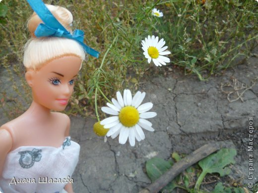 Лето уже кончилось. И сейчас мы покажем вам наши последние летние платья. фото 6