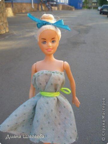 Лето уже кончилось. И сейчас мы покажем вам наши последние летние платья. фото 1