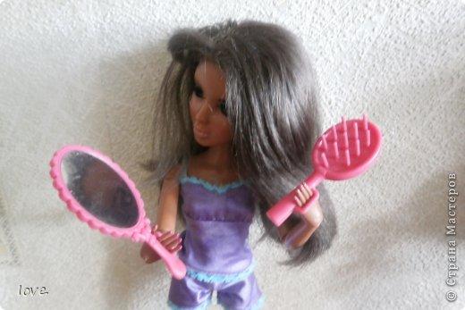 Сегодня я покажу своих кукол.Агатка: фото 15