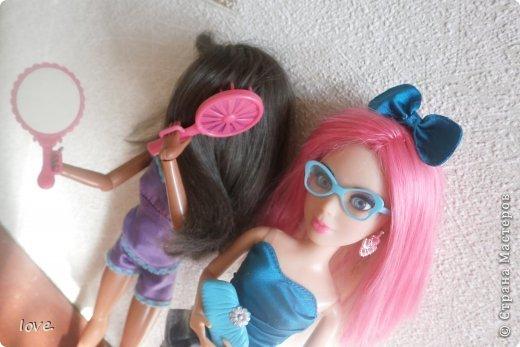 Сегодня я покажу своих кукол.Агатка: фото 19