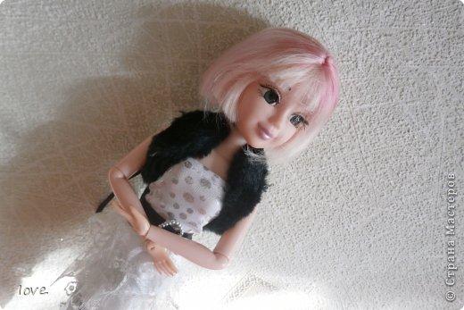 Сегодня я покажу своих кукол.Агатка: фото 7