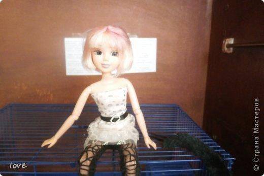 Сегодня я покажу своих кукол.Агатка: фото 9