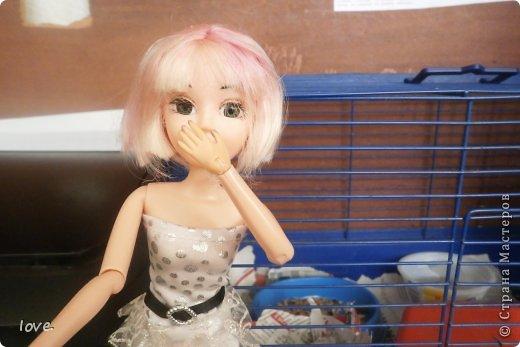 Сегодня я покажу своих кукол.Агатка: фото 8